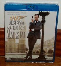 007: AL SERVICIO SECRETO DE SU MAJESTAD JAMES BOND OO7-BLU-RAY NUEVO PRECINTADO