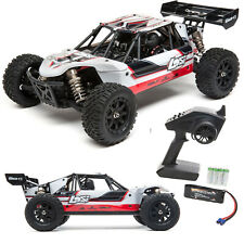 NEW Losi LOS01009T1 1/14 Mini 8IGHT-DB 4WD Electric Buggy RTR WHT FREE US SHIP