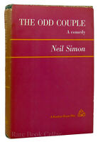 Neil Simon THE ODD COUPLE  Book Club Edition