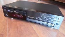 Sony CDP-591 - Oberliga CD Player  -  Top Ausstattung - opt. Digitalausgang