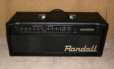 Randall RX Series RX120RH 120W Guitar Amp Head - Issues - U-Fix-It
