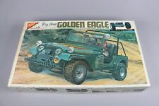 ZF1347 Nichimo 1/16 maquette voiture MC-1602 Big Jeep Golden Eagle Auto Motor