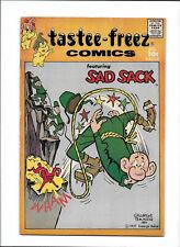 TASTEE-FREEZ COMICS #4 [1957 FN] SAD SACK