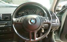 bmw e46 3 series multifunction steering wheel