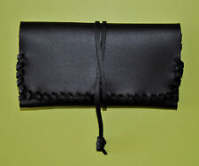 Crafted Leather Rolling Tobacco Pouch