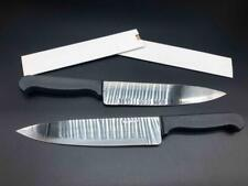 """New ListingQuikut Cutlery 8"""" Chef Knife (Set of 2) - Surgical Stainless Steel"""