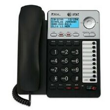 At&T Ml17929 2-Line Corded Telephone, Caller Id/Call Waiting - Black