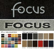 Lloyd Mats Ford Focus Custom Embroidered Front Floor Mats (2000-2007)