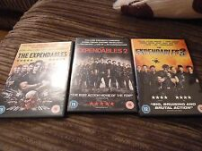 The Expendables 1,2,3 action adventure thriller graphic revenge twisted cult