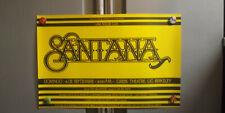 Santana GrEEk Theatre BerkeLey 1991 PoSter