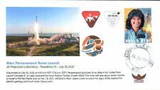 2020 Mars 'Perseverance' Rover Launch to Mars JPL Pasadena 30 July