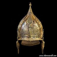 Reloj casco prunkhelm Islamic Helmet Ottoman Helmet Ottoman decorativas