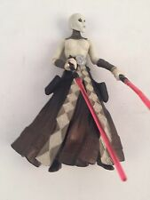 Hasbro Star Wars ASAJJ VENTRESS Loose Complete 2005 Jedi vs Sith Battle Packs