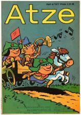 DDR ATZE Heft 8/1977 FDJ Verlag Junge Welt Fix und Fax *AZ65