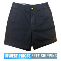 Polo Ralph Lauren Men's NWT Classic Fit Navy Shorts MSRP $54.99 Free SHIPPNG