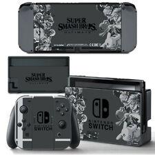 [NS] Super Smash Bros. VINYL SKIN Screen Protector for Nintendo Switch Joy-Con