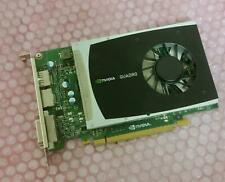 Dell nVidia Quadro 2000 1GB PCI Express Dual Display Port DVI  02PNXF 2PNXF