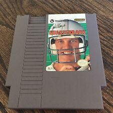 John Elway's Quarterback Original Nintendo NES Game Cart NE1