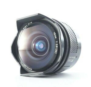 EXC+++++ Konica Minolta Maxxum AF16mm f/2.8 Ultala Wide Angle Lens From JAPAN