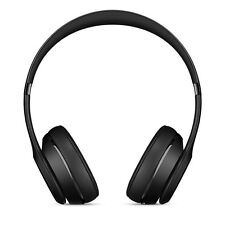 Brand New 2018 Solo - 3  BLUETOOTH WIRELESS HEADPHONES MATTE BLACK