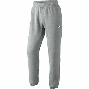 Nike Men's Club Joggers Track Pants - 611459-063 - Grey - S-XL