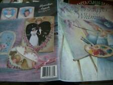 Whippersnapper Whimsies Painting Book -Barrick- Children- School/Fishing/Paintin