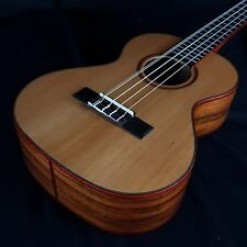 New KALA KA-ATP5-CTG 5-String Tenor Ukulele Solid Cedar Top, Acacia Back & Sides