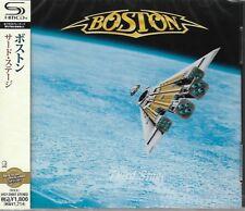 BOSTON THIRD STAGE JAPAN 2011 RMST SHM HIGH FIDELITY FORMAT CD - BRAD DELP