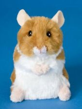 "Douglas BRUSHY HAMSTER Plush 5"" Stuffed Animal NEW"