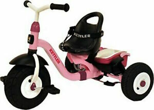 Kettler Happy Air Navigator Stella Convertible Tricycle with Push Handle for ...
