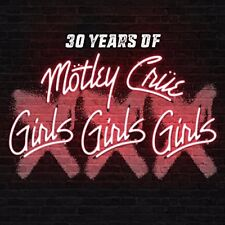 Mötley Crüe - XXX: 30 Years of Girls, Girls, Girls (NEW CD + DVD)