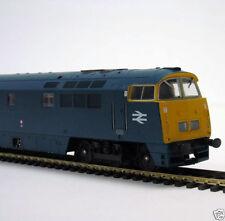 Locomotives bleus pour modélisme ferroviaire à l'échelle OO