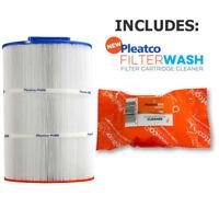 Pleatco Cartridge Filter PJ80-4 Jacuzzi Brothers Sherlock 80 w/ 1x Filter Wash