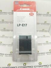 Canon LP-E17 BateríaCanon EOS M3 M5 M6 200D 750D 760D 800D Rebel T6i T6s 8000D