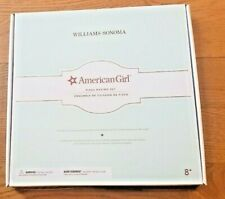 NEW -SEALED American Girl by Williams-Sonoma - Pizza Baking Set