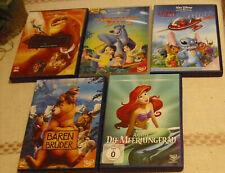Walt DIsney DVD Sammlung 10 Stück