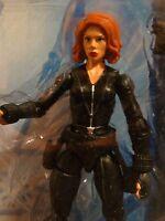"Marvel Universe 3.75"" MOVIE BLACK WIDOW -- MIP !! legends !! avengers ! scarlett"