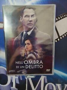 NELL'OMBRA DI UN DELITTO - (2016) ..Dvd ....NUOVO
