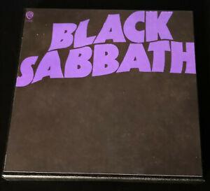 BLACK SABBATH - MASTERS OF REALITY - 3 3/4 IPS 4-Track Reel To Reel Tape