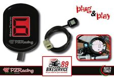 YAMAHA R6 2006-2016 / R1 2007-2008 PZRacing Zero Plug&Play Gear Indicator YA06