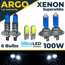 H7 H1 Xenon White Headlight Bulbs 477 Super T10 448 Upgrade 100w Hid Car 499 12v