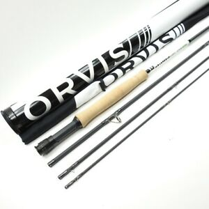Orvis Helios 3F Fly Fishing Rod. 9' 5wt. W/ Tube and Sock.