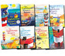 The Lighthouse Keeper's Lunch Collection 8 Books Set Cat, Picnic, Tea,Rescue NEW
