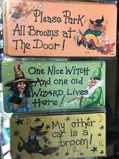 Funny Spooky Ghosts Classic Fridge Magnet Halloween Kids Cool Gift #12998