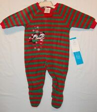 NWT DISNEY Store MICKEY MINNIE MOUSE Sleeper  3-6 months