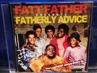 Fatt Father - Fatherly Advice CD Fat Killahz King Gordy detriot mixtape d12