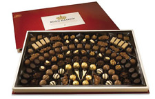 Freia King Håkon Luxury Box Set Chocolate / Sweets from Norway 1kg Free Shipping