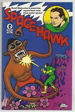 Basil Wolverton - Spacehawk #1 (1989, Dark Horse) reprints (1940), new story VF+