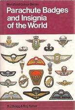Bragg & Turner's Book Parachute Badges & Insignia of the World 1979 Publication