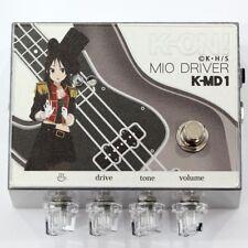K-ON! K-MD1 MIO DRIVER Akiyama Mionyan Bass guitar Effect Pedal